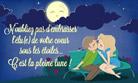 Lune amoureuse